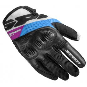 Guantes Spidi Flash-R Evo paramujer
