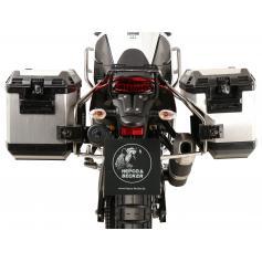 Sistema de maletas Xplorer con escotadura para Yamaha Ténéré 700 (2019-)