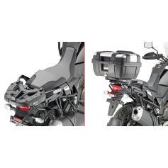 Adaptador posterior específico para maleta Monokey o Monolock para Suzuki V-Storm 1050 (2020)