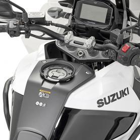 Adaptador para bolsas sobre depósito de GIVI para Suzuki V-Strom (2020)