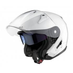 Casco Jet con intercomunicador integrado SENA Econo