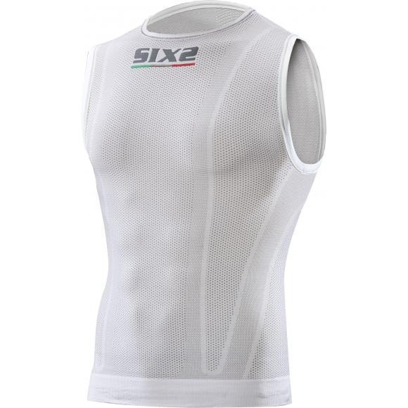 Camiseta Interior sin mangas para niños Carbon Underwear@ SMX de SIXS