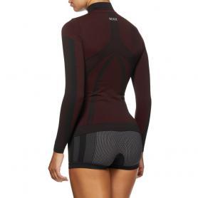 Camiseta Térmica Manga Larga / Cuello Alto TS3 Todo el Año Carbon Underwear®