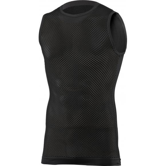 Camiseta sin mangas de red