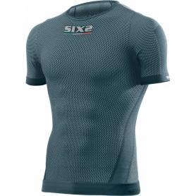 Camiseta cuello redondo, mangas cortas superlight carbon Underwear