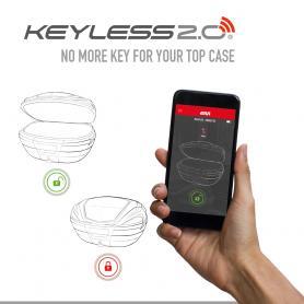 Dispositivo Keyless 2.0 de Givi para Topcase V40/ V47/ B37 y B47 Blade/ B360