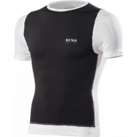 Camiseta Tecnica Manga Corta / Cuello Redondo Windshell Carbon Underwear® TS7