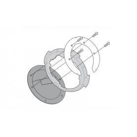 Anclaje para bolsas sobre depósito Tanlock para BMW S1000RR (12-14) y R1200R (11-14)