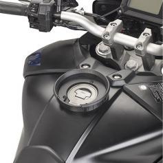 Anclaje para bolsas sobre depósito Tanlock para Yamaha MT-09 Tracer (15-16) de Givi