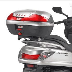 Portaequipajes específico para baúl monolock para Yamaha Majesty 400 (09-14) de Givi