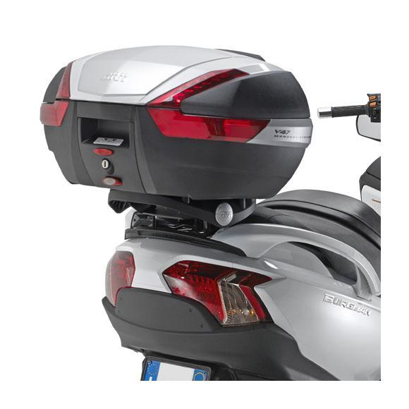 Adaptador posterior específico maleta MONOLOCK® para Suzuki Burgman 650 / 650 Executive (13 - 17) de GIVI