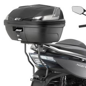 Portaequipajes para baúl Monolock para Suzuki Burgman 650/650 Executive (13-17) de Givi