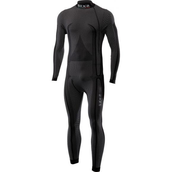 Sotomono con cuello alto Carbon Underwear® de SIXS