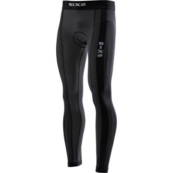 Mallas largas con almohadilla de gel Thermo Carbon Underwear@