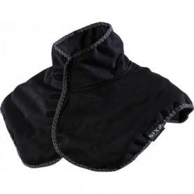 Cuello Tubular Cubrehombros - Negro