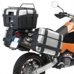 Portaequipaje para maleta MONOKEY® para KTM Adventure 950/990 (03-14) de GIVI.