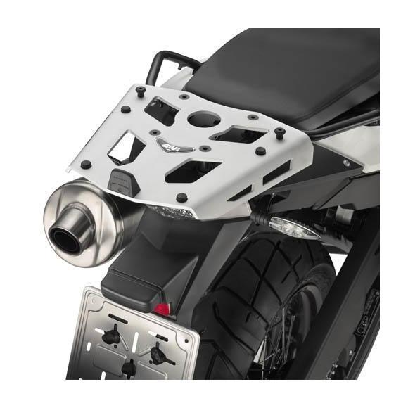 Soporte baúl Givi Monokey para BMW F650GS (08-17) / BMW F800GS (08-17) / BMW F700GS (13-17) / BMW F800GS Adv. (13-17)