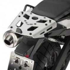 Adaptador posterior para maleta MONOKEY® en aluminio para BMW F650GS (08-17) / BMW F800GS (08-17) / BMW F700GS (13-17) / BMW F800GS Adv. (13-17) de GIVI