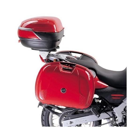 Portaequipaje trasero para maletas MONOKEY® o MONOLOCK® para BMW F650GS (00-03) / FG50GS Dakar (00-03) de GIVI