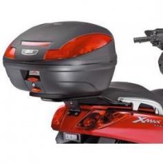Portaequipaje trasero para maletas MONOLOCK® para MBK Skycruiser 125 (05-09) / YAMAHA X-MAX 125-250 (05-09) de GIVI