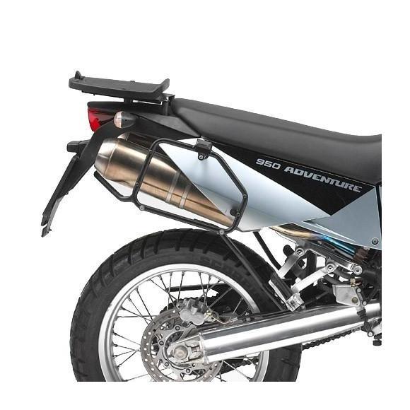 Portamaletas lateral para maletas MONOKEY® para KTM ADV 950/990 (03-14) de GIVI
