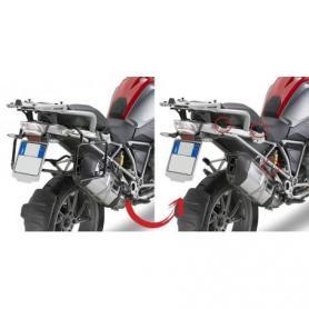 Portamaletas lateral para maletas MONOKEY® para BMW R1200GS (13-18) / R1200GS Adventure (14-18) / BMW R1250GS de GIVI