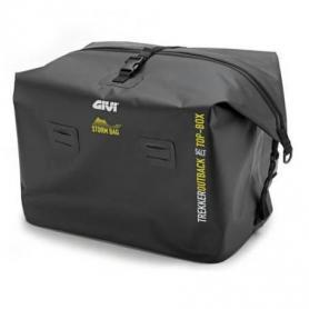 Bolsa interior Resistente al agua para baúl trasero Trekker Outback 58 L de GIVI