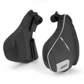 Bolsas laterales XS5112E para el estribo de protección original de BMW R1200GS Adv (14-18) de Givi