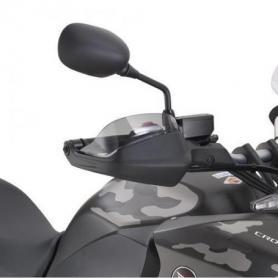 Extensión en plexiglás ahumado para Honda Crosstourer VFR1200X / Honda Crosstourer VFR1200X DCT(12-16) de GIVI
