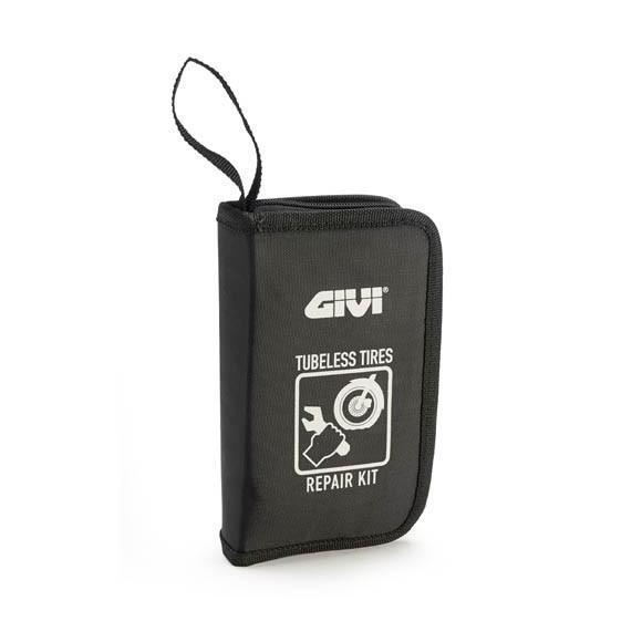 Kit reparación pinchazos de moto GIVI