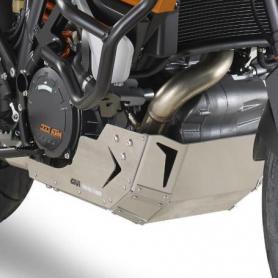 Cubrecárter en aluminio para KTM 1050 Adv. (15-16) / KTM 1090 Adv. (17-) / KTM 1190 Adv. (13-16) / KTM 1190 Adv. R (13-16) / KTM 1290 Super Adv. R (17-) / KTM 1290 Super Adv. S (17-) de GIVI