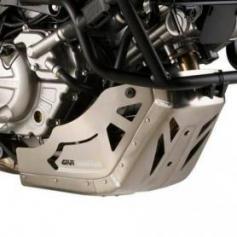 Cubrecárter en aluminio para Suzuki DL650 V-Strom L2-L3-L4-L5-L6 (11-16)/ Suzuki DL650 V-Strom (17-) de GIVI.