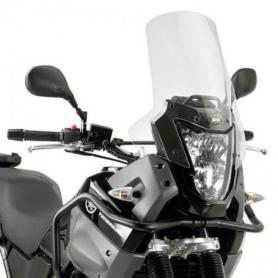Cúpula transparente con spoiler para Yamaha XT 660Z Teneré (08 - 14)
