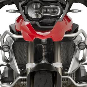 Protector de radiador en acero inoxidable para BMW R1200GS Adv.(14-18)/ R1200GS (13-18) / BMW R1250GS de GIVI