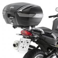 Adaptador posterior para maleta MONOKEY® para BMW F800R (15-17)/ F800GT (13-17)/ F800ST (06-16) de GIVI