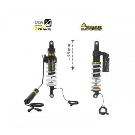 Juego de Suspension de Reducción de altura -25 mm Plug & Travel para BMW R1200GS Adventure (LC) / R1250GS Adventure (2017-)