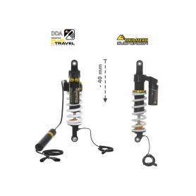 Juego de Suspensión de Reducción de altura -40 mm Plug & Travel para BMW R1200GS Adventure (LC) / R1250GS Adventure (2014-2016)