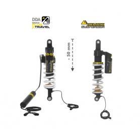 Juego de Suspensión de Reducción de altura -50 mm Plug & Travel para BMW R1200GS / R1250GS (2017-)