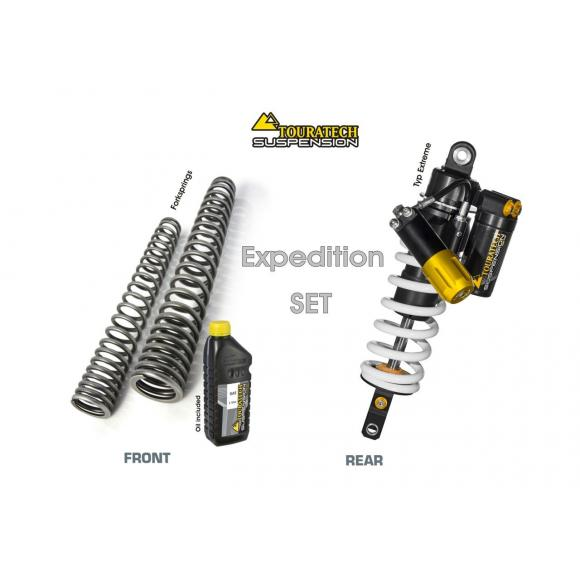 Juego de suspensiones Touratech Suspension WTE Expedition para Yamaha Tenere 700 (2019-)