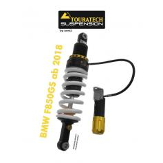 Amortiguador Nivel 2 de Touratech Suspension para BMW F850GS / Adventure (2018)