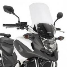 Cúpula transparente para Honda NC700X (12-13) / NC750X / NC750X DCT (14-15) de GIVI
