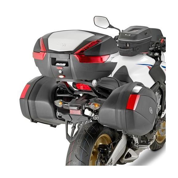 Adaptador para maleta MONOKEY® o MONOLOCK® para Honda CB650 F / CBR650F año 14-15 de GIVI