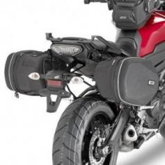 Soporte para alforjas EASYLOCK para Yamaha MT-09 Tracer (15-17) de GIVI