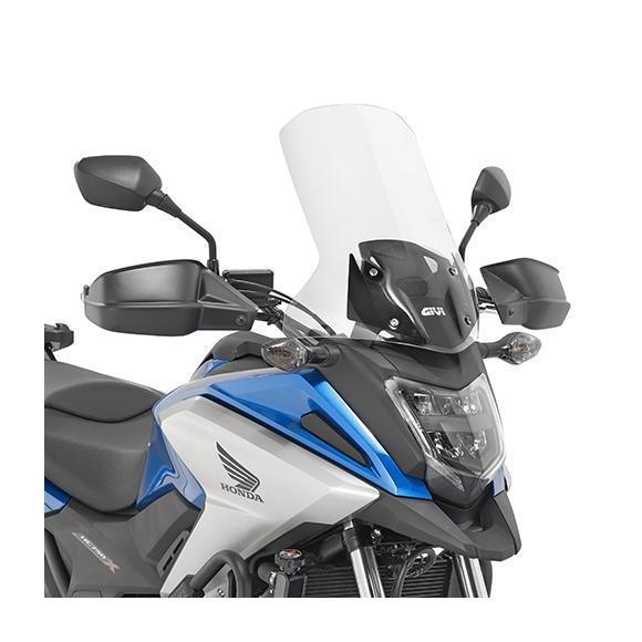 Cúpula transparente para Honda NC 750 X año 2016 de GIVI