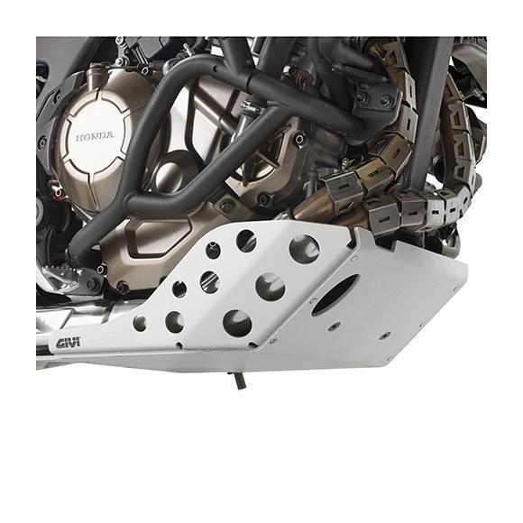 Cubrecárter en aluminio África Twin CRF 1000L de Givi