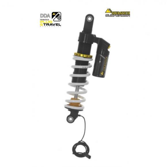 Amortiguador Delantero DDA / Plug & Travel de Touratech Suspension para BMW R1200GS Adv (LC) / R1250GS Adv (2014-2016)
