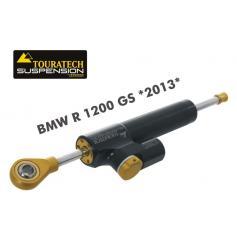 Amortiguador de Dirección CSC Touratech Suspensión para BMW R1200GS (LC) 2013 con juego de montaje