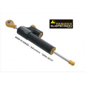 Amortiguador de Dirección CSC Touratech Suspensión para BMW R1200GS (-2012) / R1200GS Adv (-2013) con juego de montaje