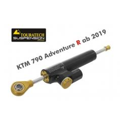 Amortiguador de Dirección CSC Touratech Suspensión para KTM 790 Adventure / R (2019-) con juego de montaje