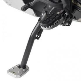 Ampliación de la base del caballete lateral para KTM 1050 / 1090 / 1190 / 1290 Adventure / Super Adventure R/S de Givi
